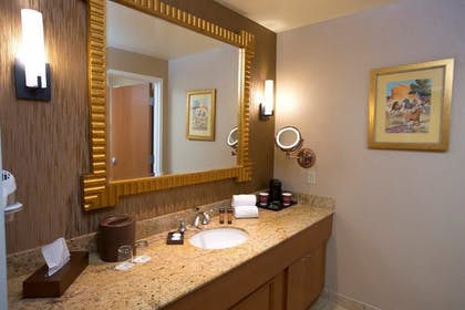 Bathroom | South Point Hotel, Casino, and Spa