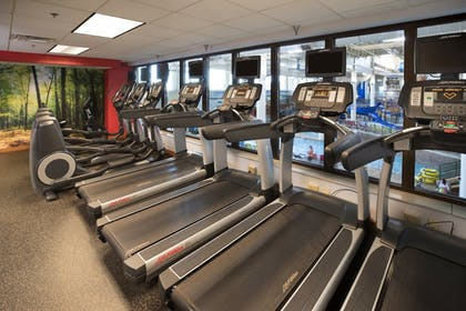 Fitness Facility | Great Wolf Lodge Bloomington