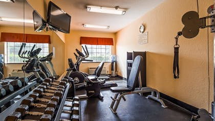 Fitness Facility | Best Western Mainland Inn & Suites