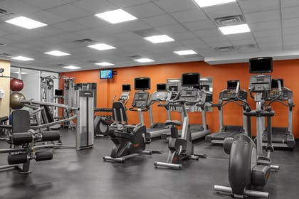 Sports Facility | Courtyard by Marriott New York Manhattan/Upper East Side