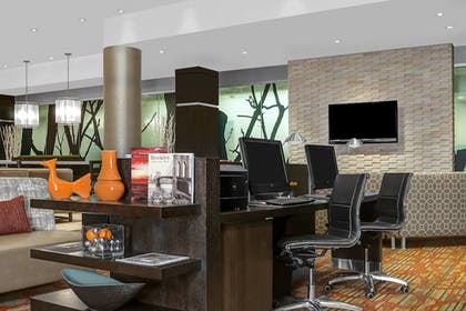 Business Center | Courtyard by Marriott New York Manhattan/Upper East Side