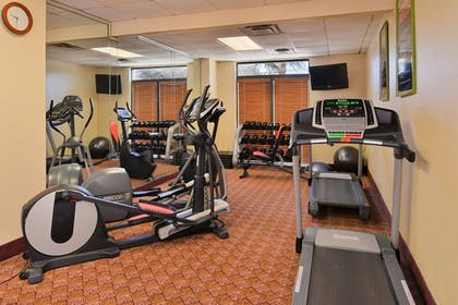 Gym | Holiday Inn Express Austin North Central