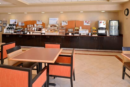Breakfast Area   Holiday Inn Express Austin North Central