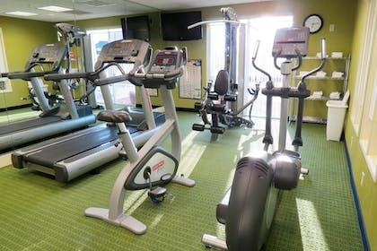 Sports Facility | Fairfield Inn & Suites by Marriott Mt. Vernon Rend Lake