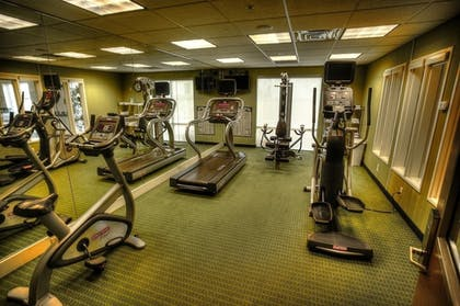 Fitness Facility | Fairfield Inn & Suites by Marriott Mt. Vernon Rend Lake