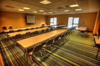 Meeting Facility | Fairfield Inn & Suites by Marriott Mt. Vernon Rend Lake