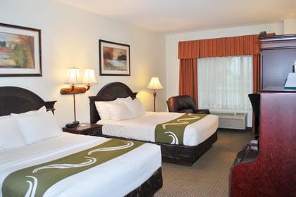 Guestroom   Quality Inn & Suites Airport North