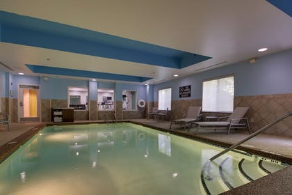 Pool | Holiday Inn Express Hotel & Suites Middleboro Raynham