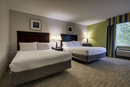 Guestroom | Holiday Inn Express Hotel & Suites Middleboro Raynham