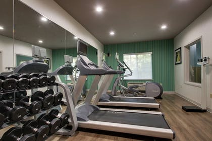 Fitness Facility   Holiday Inn Express Hotel & Suites Middleboro Raynham