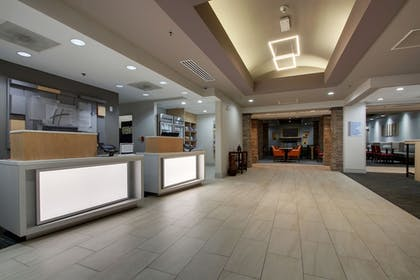 Lobby | Holiday Inn Express Hotel & Suites Middleboro Raynham