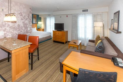 Guestroom | Residence Inn by Marriott Wayne