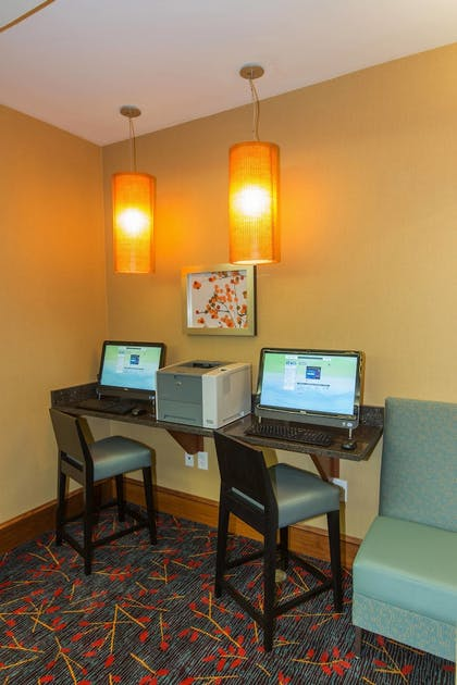 Business Center | Residence Inn by Marriott Wayne