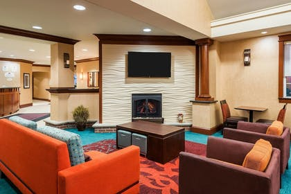 Lobby | Residence Inn by Marriott Wayne
