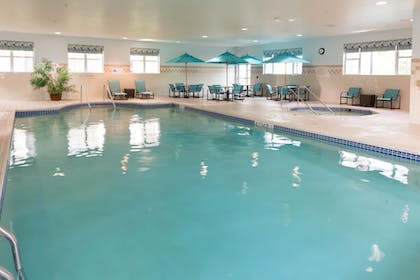 Indoor Pool | Residence Inn by Marriott Wayne