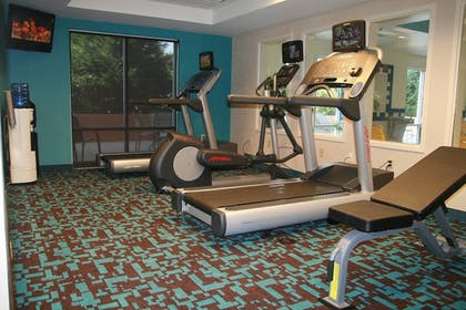 Sports Facility | Fairfield Inn & Suites by Marriott Birmingham Fultondale/I65