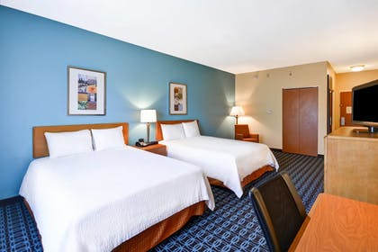 Guestroom | Fairfield Inn & Suites by Marriott Birmingham Fultondale/I65