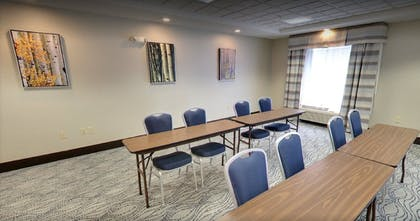 Meeting Facility   Holiday Inn Express & Suites Jackson
