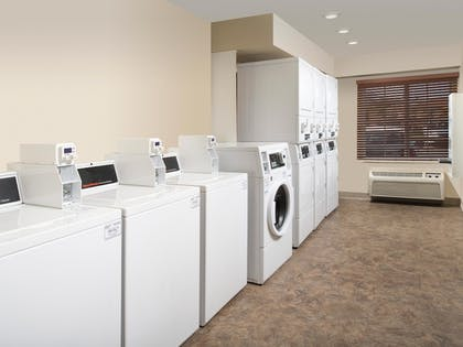 Laundry Room   WoodSpring Suites Kansas City South