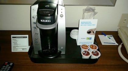 In-Room Coffee   Holiday Inn Express Suites Clifton Park