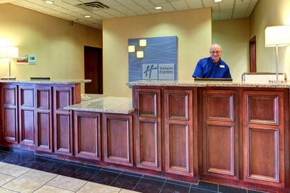Hotel Interior | Holiday Inn Express Hotel & Suites San Angelo