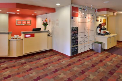 Check-in/Check-out Kiosk | TownePlace Suites by Marriott Ontario Airport