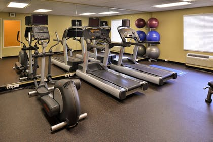 Gym | TownePlace Suites by Marriott Ontario Airport