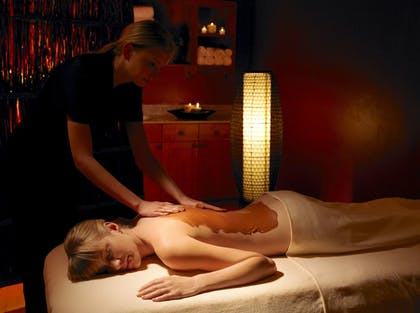 Spa Treatment | Zermatt Utah Resort & Spa Trademark Collection by Wyndham