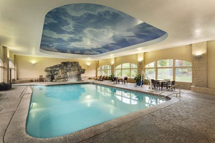 Indoor Pool | Zermatt Utah Resort & Spa Trademark Collection by Wyndham