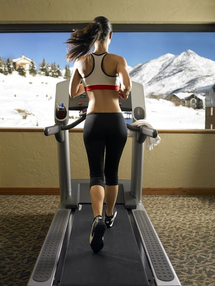 Fitness Facility | Zermatt Utah Resort & Spa Trademark Collection by Wyndham