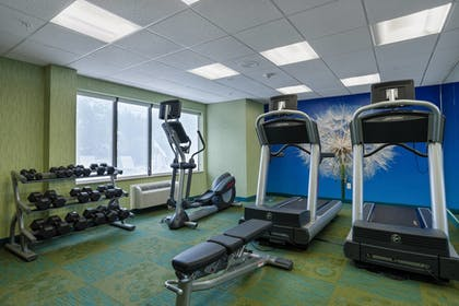 Sports Facility | SpringHill Suites by Marriott St. Petersburg Clearwater