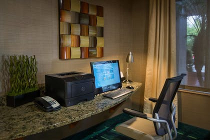 Business Center | SpringHill Suites by Marriott St. Petersburg Clearwater