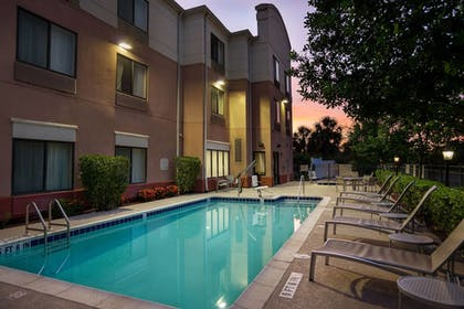 Sports Facility   SpringHill Suites by Marriott St. Petersburg Clearwater