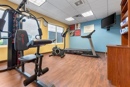 Fitness Facility   Comfort Suites Findlay I-75