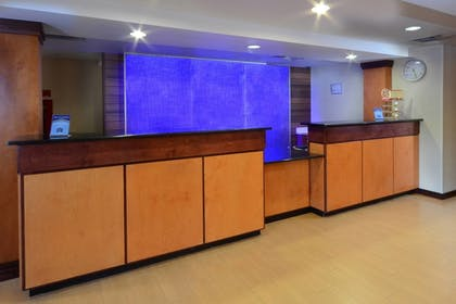 Lobby | Fairfield Inn & Suites by Marriott Roanoke Hollins/I-81
