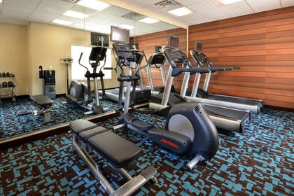 Sports Facility | Fairfield Inn & Suites by Marriott Roanoke Hollins/I-81