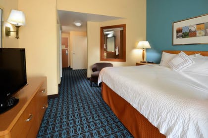 Guestroom | Fairfield Inn & Suites by Marriott Roanoke Hollins/I-81