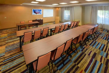 Meeting Facility | Fairfield Inn & Suites by Marriott Roanoke Hollins/I-81