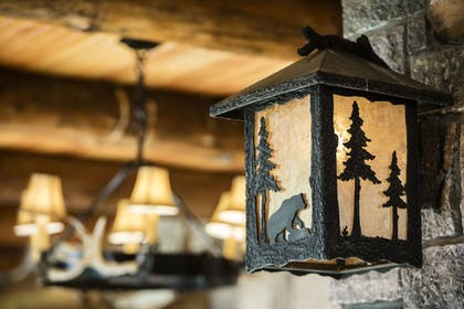 Interior Detail | The Whiteface Lodge