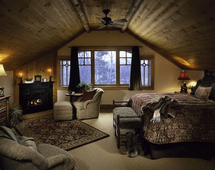Guestroom | The Whiteface Lodge
