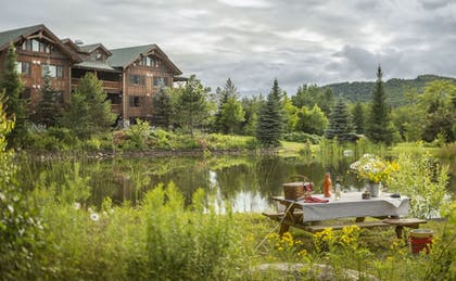 Lake | The Whiteface Lodge