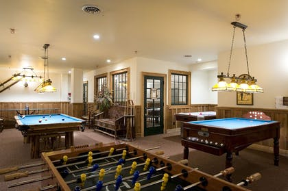 Game Room | The Whiteface Lodge
