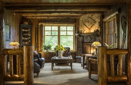 Hotel Interior | The Whiteface Lodge