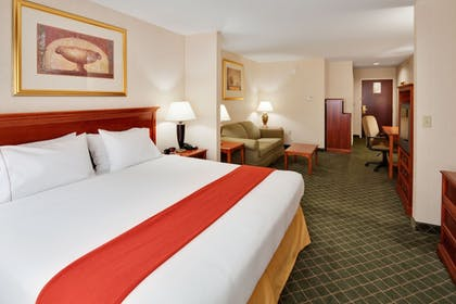 Guestroom | Holiday Inn Express Hotel & Suites Gibson