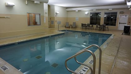 Pool | Holiday Inn Express Hotel & Suites Gibson