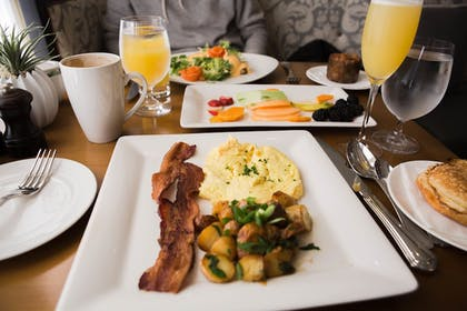 Breakfast Meal | Hotel Yountville