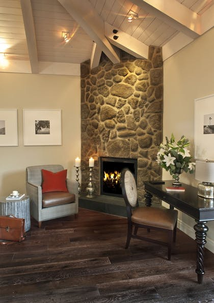 Living Room | Hotel Yountville