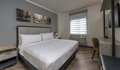 Guestroom | Citadines Connect Fifth Avenue New York