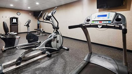 Fitness Facility | Best Western Plus North Savannah