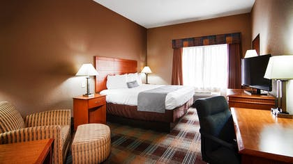 Guestroom | Best Western Plus North Savannah